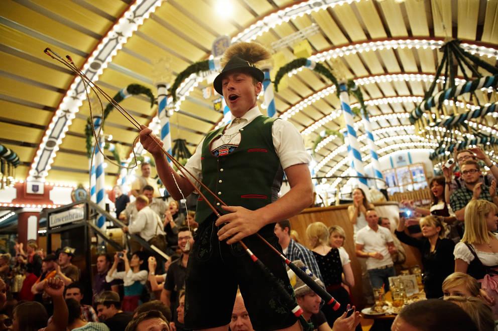 Munich Beer Drinking Songs
